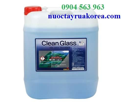 nước làm sạch kính